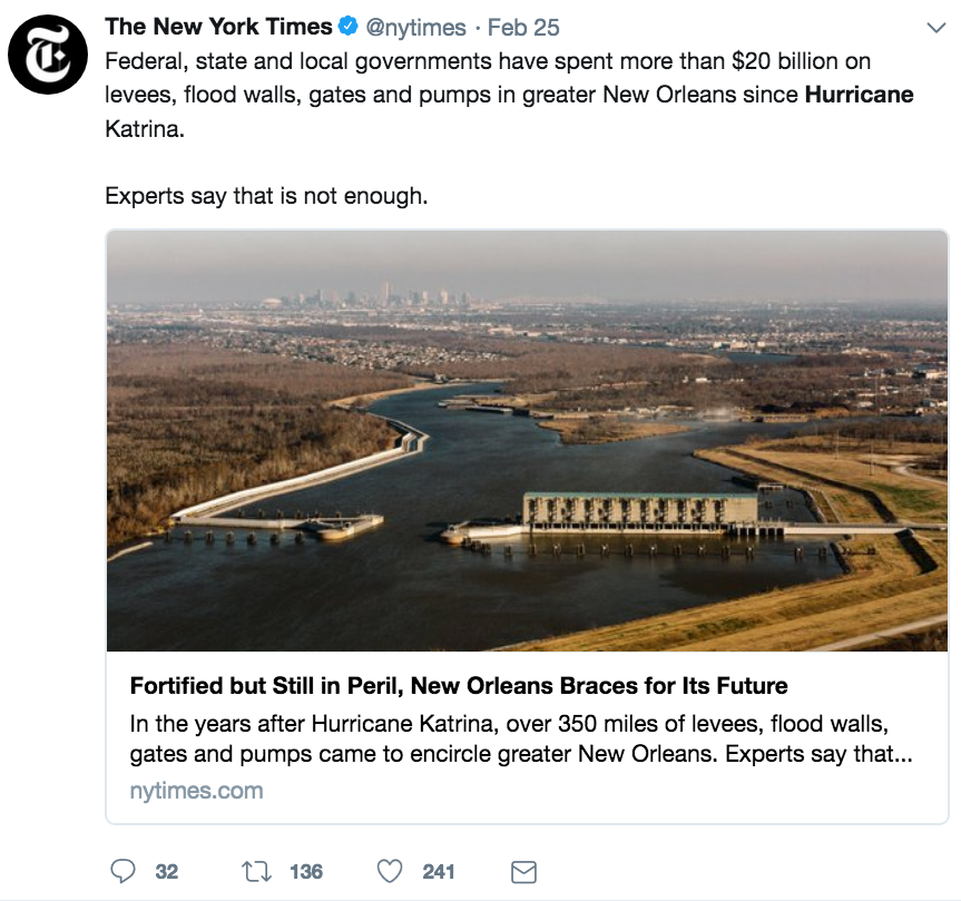 nytimes tweet